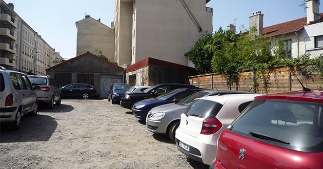 Le rendement des garages en location