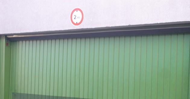 Dimensions standard des parkings et garages pour voiture