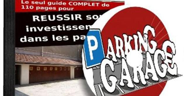 Les un ans du livre Reussir son investissement dans les parkings