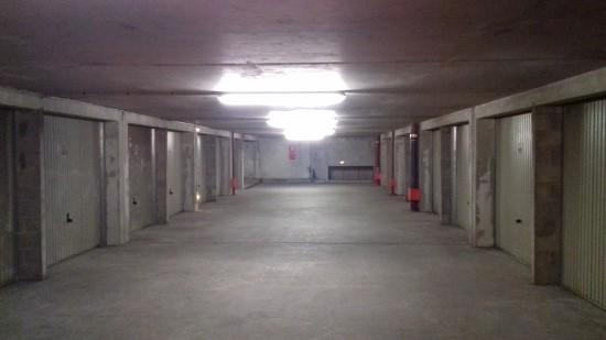 Investir dans des boxes en sous-sol